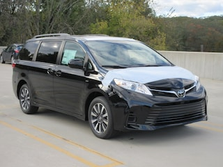New 2019 Toyota Sienna LE 7 Passenger Van for sale near you in Wellesley, MA