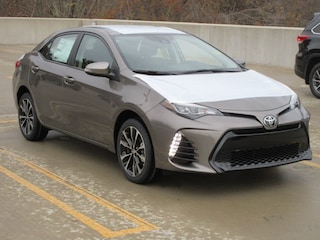 New Toyota cars, trucks, and SUVs 2019 Toyota Corolla SE Sedan for sale near you in Wellesley, MA
