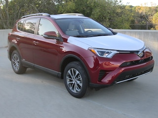 New 2018 Toyota RAV4 Hybrid LE SUV for sale near you in Wellesley, MA