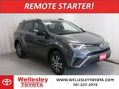 2016 Toyota RAV4 AWD LE SUV for sale near you in Wellesley, MA