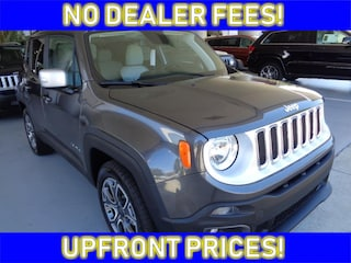 New 2018 Jeep Renegade LIMITED 4X2 Sport Utility Near Sebring