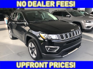New 2018 Jeep Compass LIMITED FWD Sport Utility Near Sebring