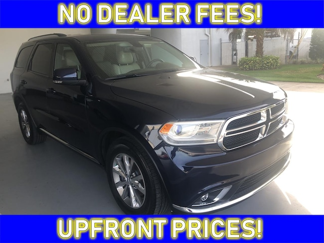 2015 Dodge Durango Limited SUV for sale in Avon Park near Sebring