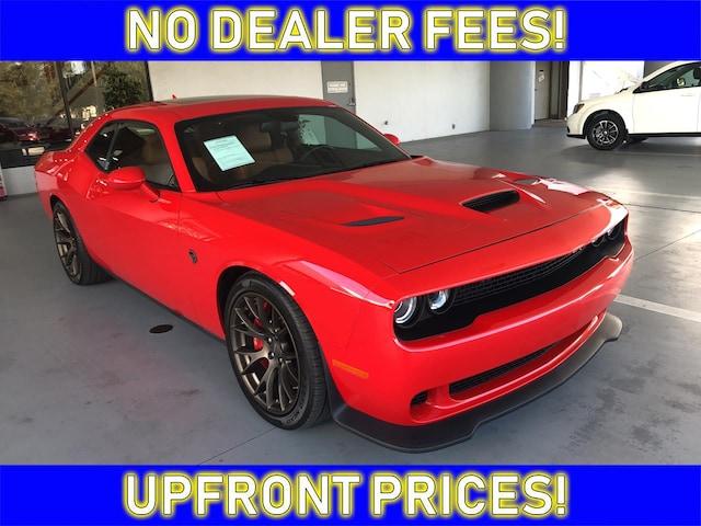 Used 2016 Dodge Challenger SRT Hellcat For Sale Avon Park