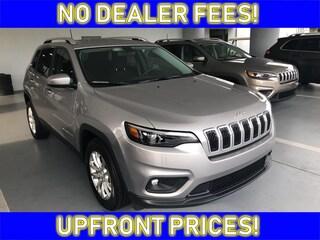 New 2019 Jeep Cherokee LATITUDE FWD Sport Utility Near Sebring