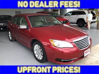 Used 2014 Chrysler 200 Limited Sedan Near Sebring