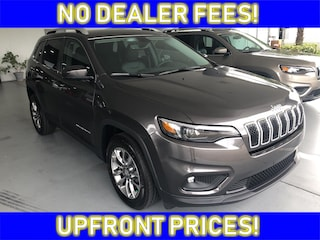 New 2019 Jeep Cherokee LATITUDE PLUS FWD Sport Utility Near Sebring