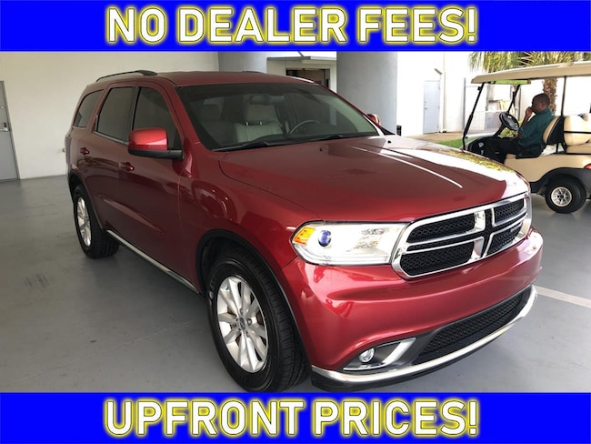 2015 Dodge Durango SXT SUV for sale in Avon Park near Sebring