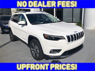 New 2019 Jeep Cherokee LIMITED FWD Sport Utility Near Sebring