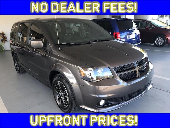 2018 Dodge Grand Caravan SXT Van Passenger Van for sale in Avon Park near Sebring