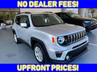 New 2020 Jeep Renegade LATITUDE FWD Sport Utility Near Sebring
