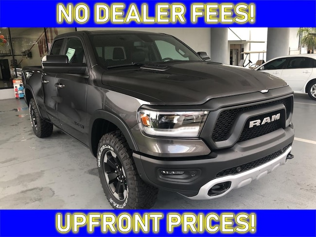 DYNAMIC_PREF_LABEL_AUTO_NEW_DETAILS_INVENTORY_DETAIL1_ALTATTRIBUTEBEFORE 2019 Ram 1500 REBEL QUAD CAB 4X4 6'4 BOX Quad Cab forsalenearSebring
