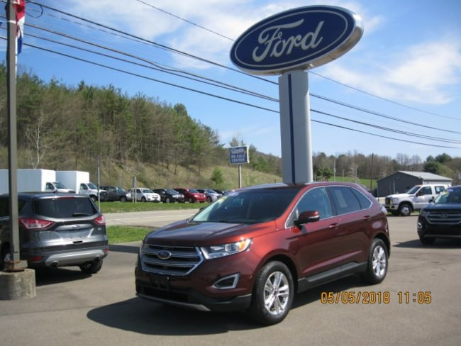 2016 Ford Edge SEL SEL AWD