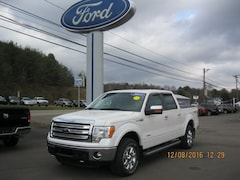 2013 Ford F-150 Lari Crew Cab Short Bed Truck