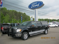 2013 Ford F-150 XL 4WD SuperCrew 157 XLT