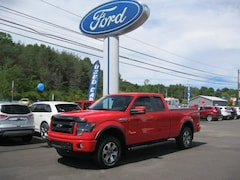 2013 Ford F-150 FX4 4WD SuperCab 145 FX4