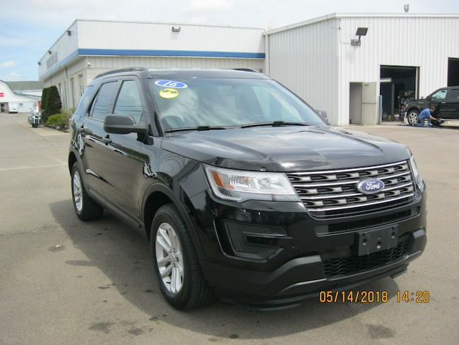 2016 Ford Explorer Base 4WD  Base