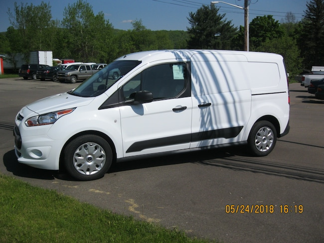 2018 Ford Transit Connect Van XLT XLT LWB w/Rear Symmetrical Doors