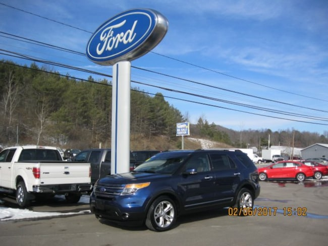 2012 Ford Explorer Limited FWD  Limited