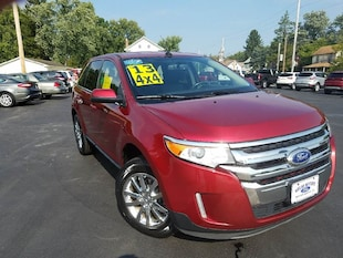 2013 Ford Edge Limited AWD 4dr Crossover SUV