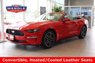 2020 Ford Mustang EcoBoost Premium EcoBoost Premium Convertible