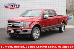 2020 Ford F-150 King Ranch 4WD SuperCrew 6.5' Box King Ranch