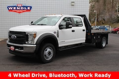 2019 Ford F-550 Chassis XL XL 4WD Crew Cab 203