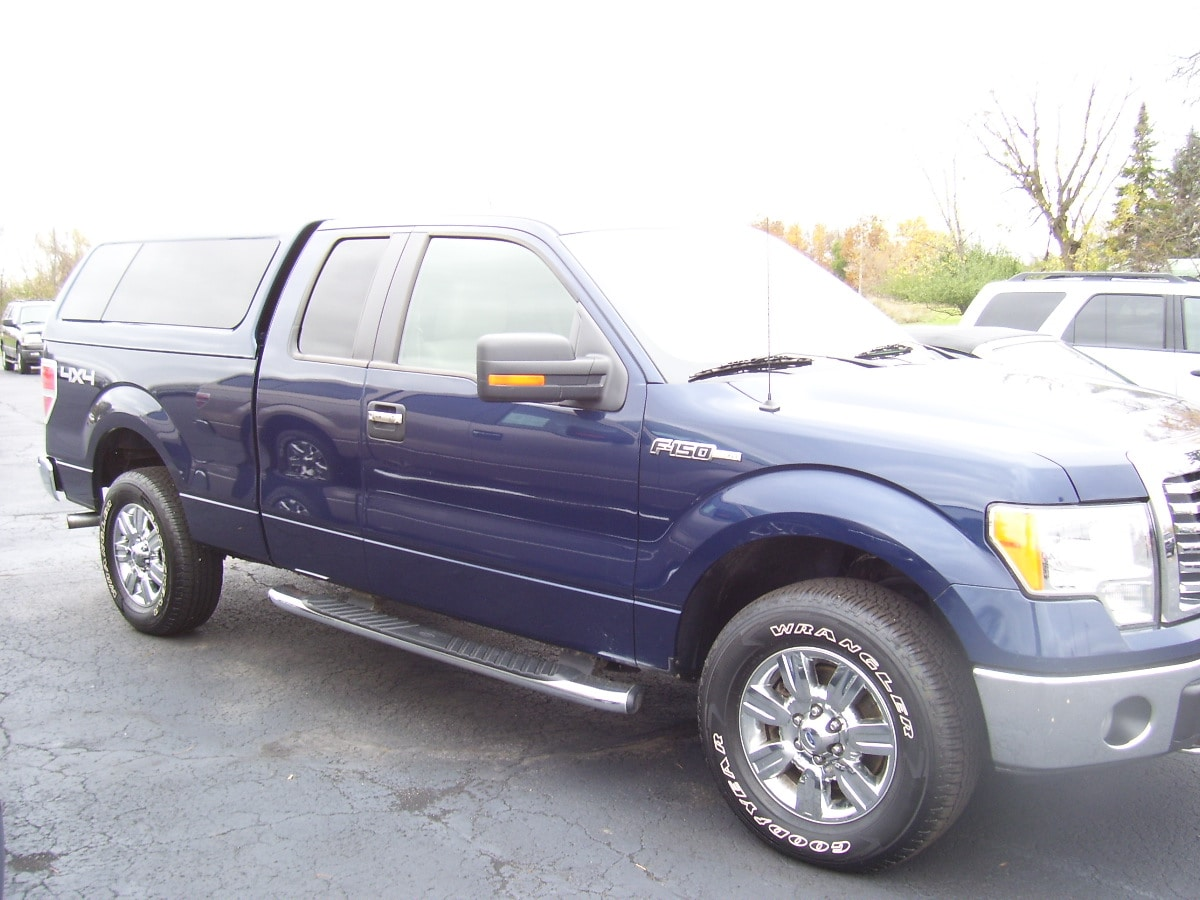 2010 Ford F-150 XLT Extended Cab Truck
