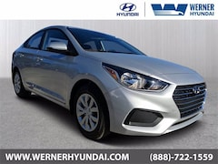 New 2021 Hyundai Accent For Sale in Tallahassee