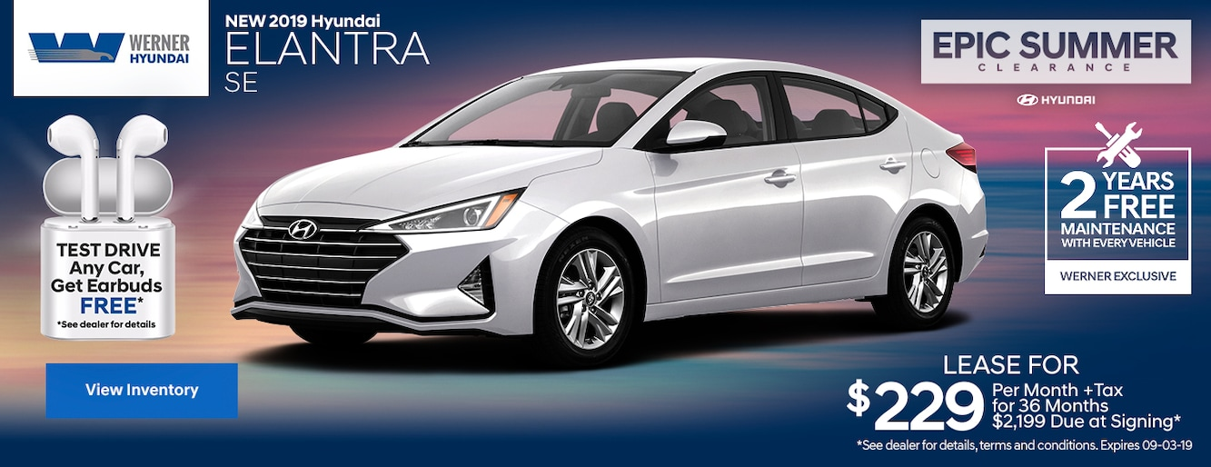 Werner Hyundai Tallahassee   New Cars Hyundai Dealer Crawfordville