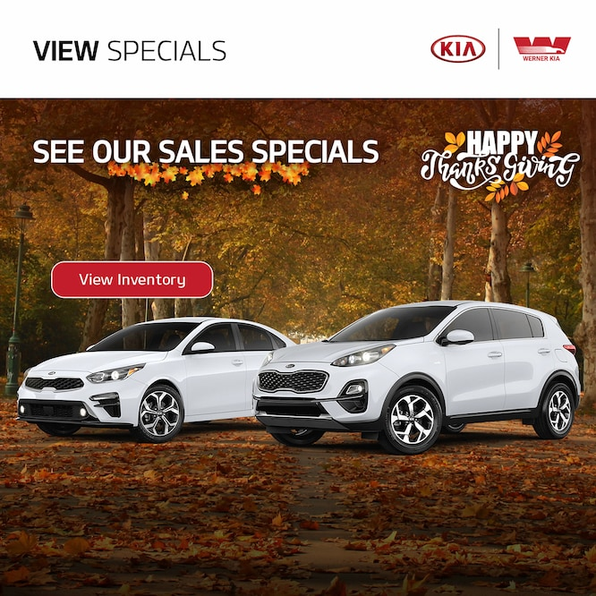 See our Sales Specials.