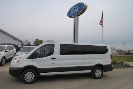 2016 Ford T350 Vans XLT Wgn Low Roof 148