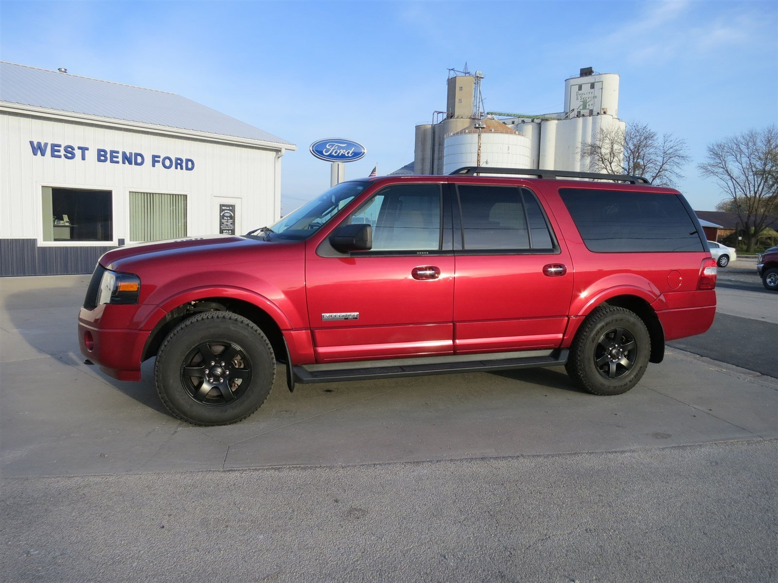 2008 Ford Expedition EL XLT SUV 4WD