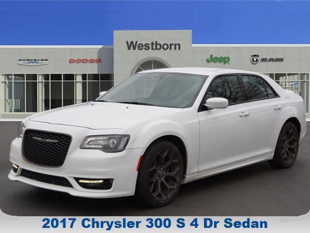 2017 Chrysler 300 S S  Sedan