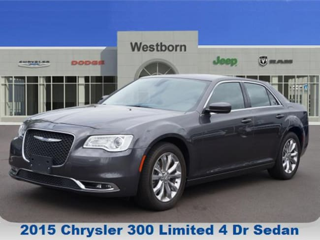 2015 Chrysler 300 Limited Sedan