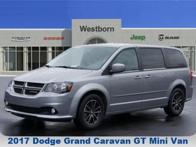 2017 Dodge Grand Caravan GT Van