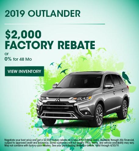 2019 Outlander