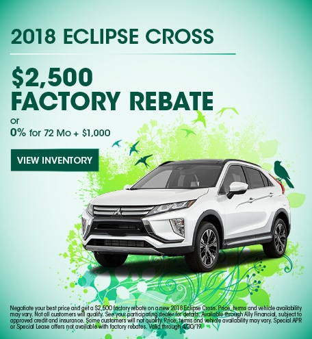 2018 Eclipse Cross