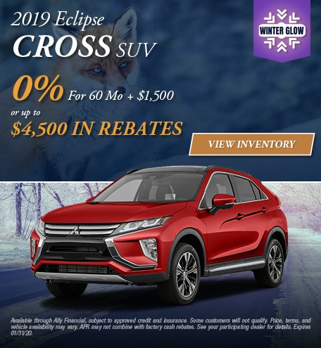 2019 Eclipse Cross SUV