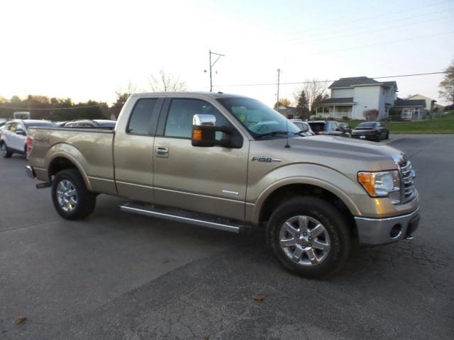 2013 Ford F-150 Lariat Truck SuperCab