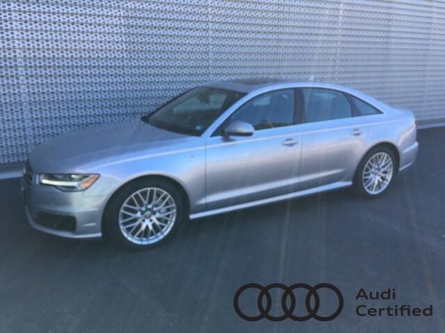 2016 Audi A6 3.0T Prestige Sedan