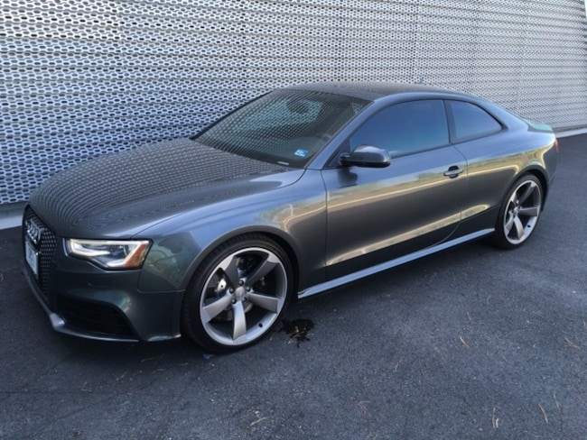 2014 Audi RS 5 4.2 Coupe