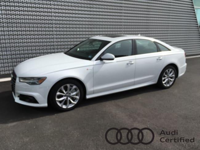2018 Audi A6 3.0T Premium Sedan