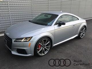 2017 Audi TTS 2.0T Coupe