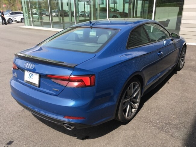 New 2019 Audi A5 For Sale at Audi Richmond | VIN