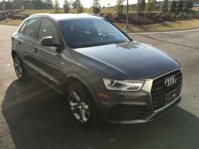 used 2018 audi q3 for sale at page auto group vin. Black Bedroom Furniture Sets. Home Design Ideas