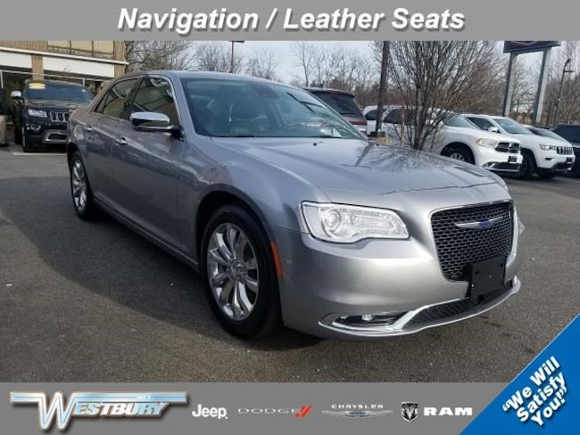 Certified Pre-Owned 2018 Chrysler 300 Limited Limited AWD Long Island