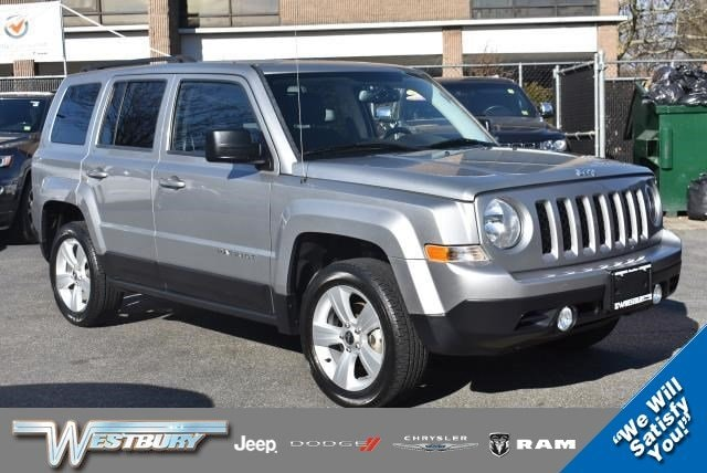 2015 Jeep Patriot Latitude 4WD  Latitude