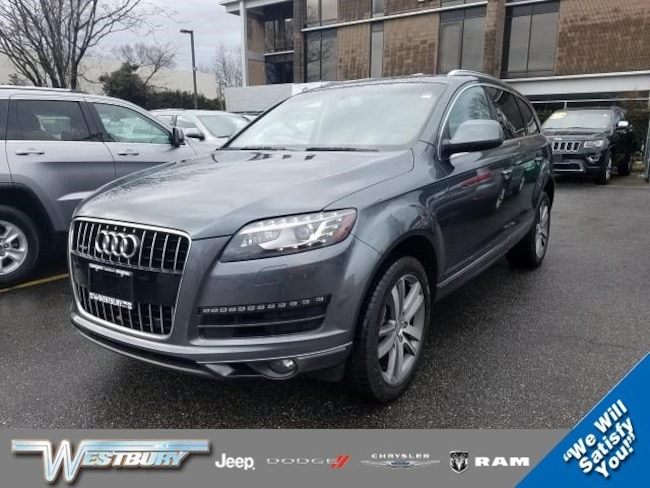 Used 2015 Audi Q7 3.0T Premium Plus quattro  3.0T Premium Plus for sale in Long Island