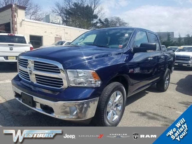 Certified Pre-Owned 2016 Ram 1500 Big Horn 4WD Crew Cab 140.5 Big Horn Long Island